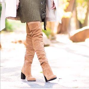 New Sam Edelman Sable Tall Buckle Boots